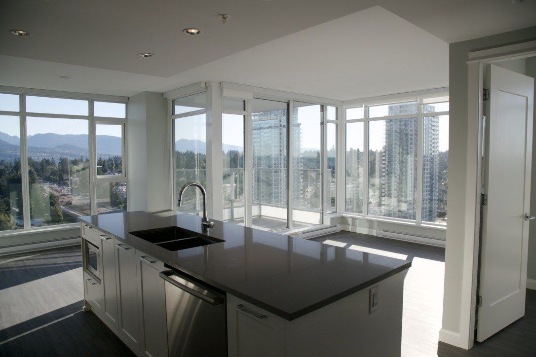 """Main Photo: 2107 520 COMO LAKE Avenue in Coquitlam: Coquitlam West Condo for sale in """"THE CROWN"""" : MLS®# R2206369"""