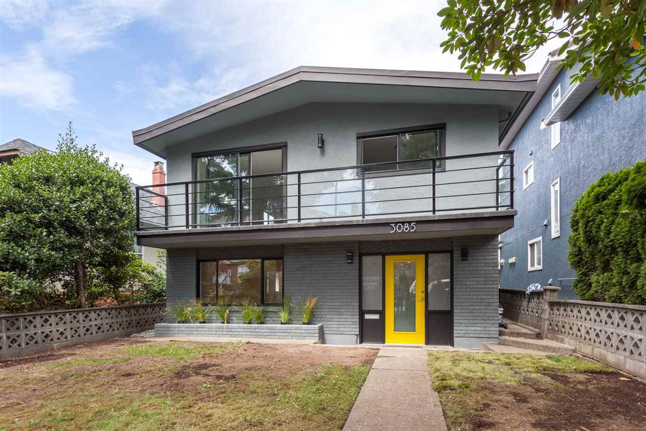 Main Photo: 3085 E 20TH Avenue in Vancouver: Renfrew Heights House for sale (Vancouver East)  : MLS®# R2216517