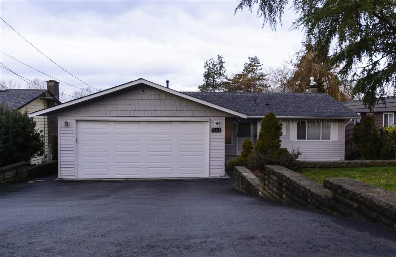 Main Photo: 13411 113 Avenue in Surrey: Bolivar Heights House for sale (North Surrey)  : MLS®# R2235558