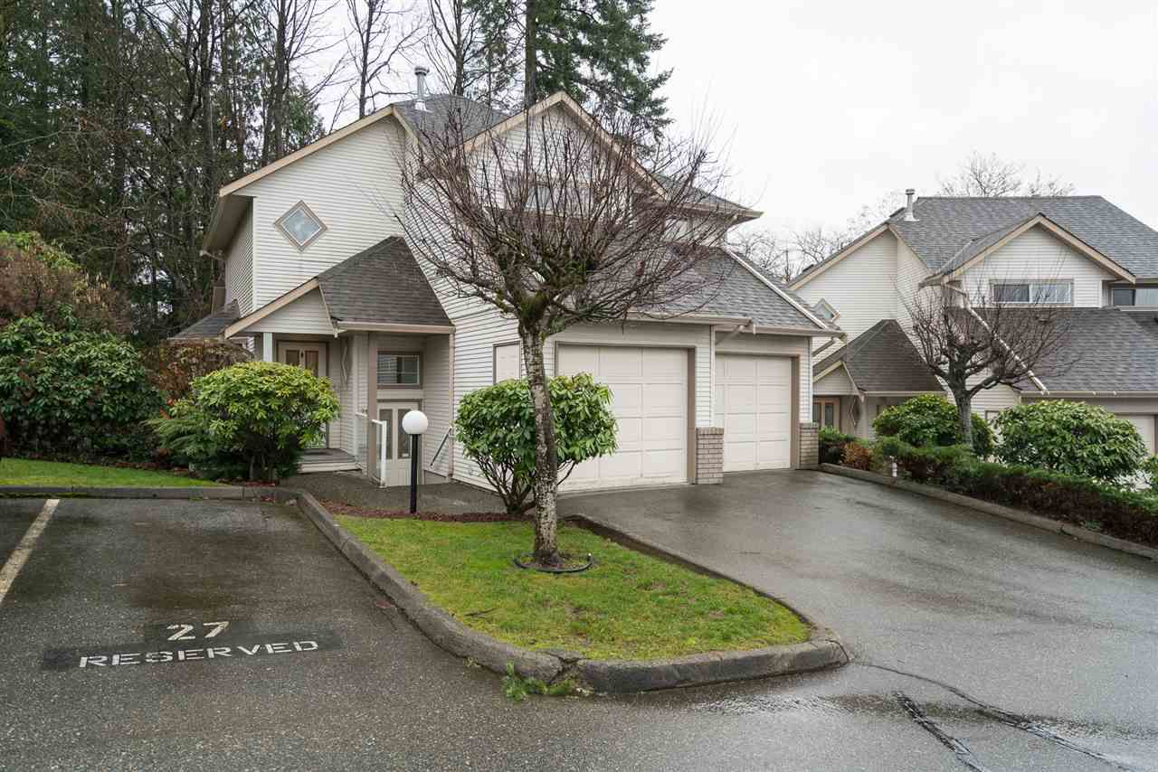 "Main Photo: 20 32311 MCRAE Avenue in Mission: Mission BC Townhouse for sale in ""Spencer Estates"" : MLS®# R2239855"