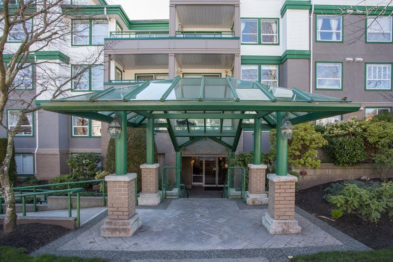 "Main Photo: 203 1575 BEST Street: White Rock Condo for sale in ""The Embassy"" (South Surrey White Rock)  : MLS®# R2249022"