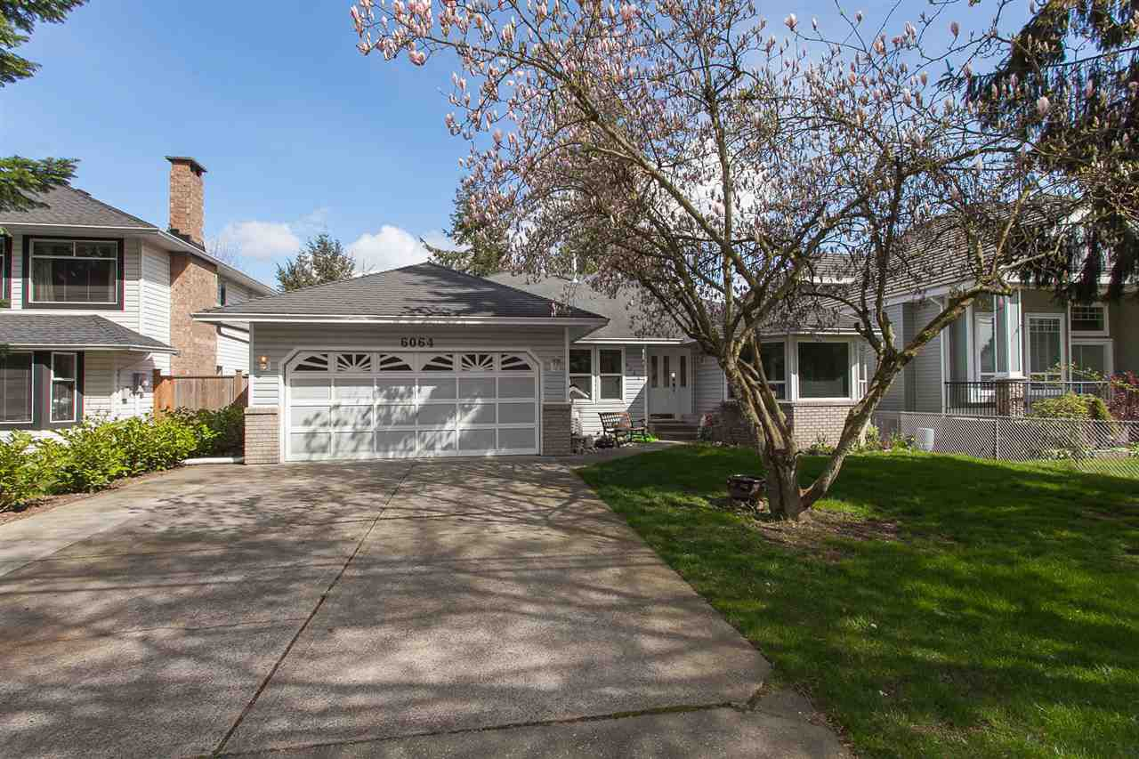 Main Photo: 6064 188 Street in Surrey: Cloverdale BC House for sale (Cloverdale)  : MLS®# R2257605