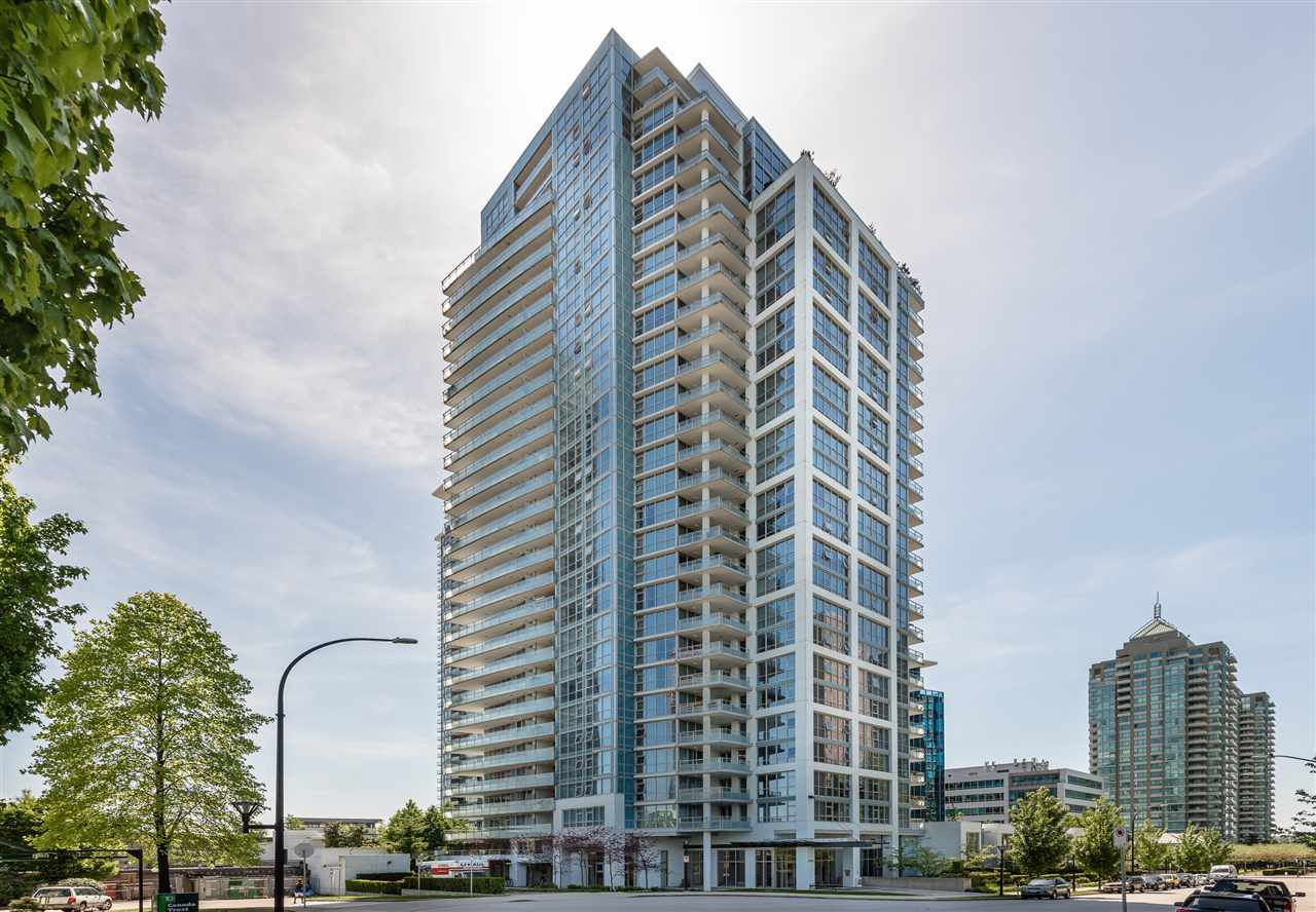 "Main Photo: 2601 4400 BUCHANAN Street in Burnaby: Brentwood Park Condo for sale in ""MOTIF AT CITI"" (Burnaby North)  : MLS®# R2269218"