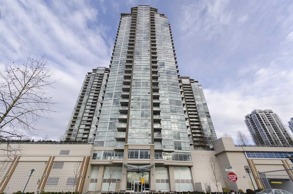 "Main Photo: 606 2975 ATLANTIC Avenue in Coquitlam: North Coquitlam Condo for sale in ""GRAND CENTRAL 3"" : MLS®# R2276945"