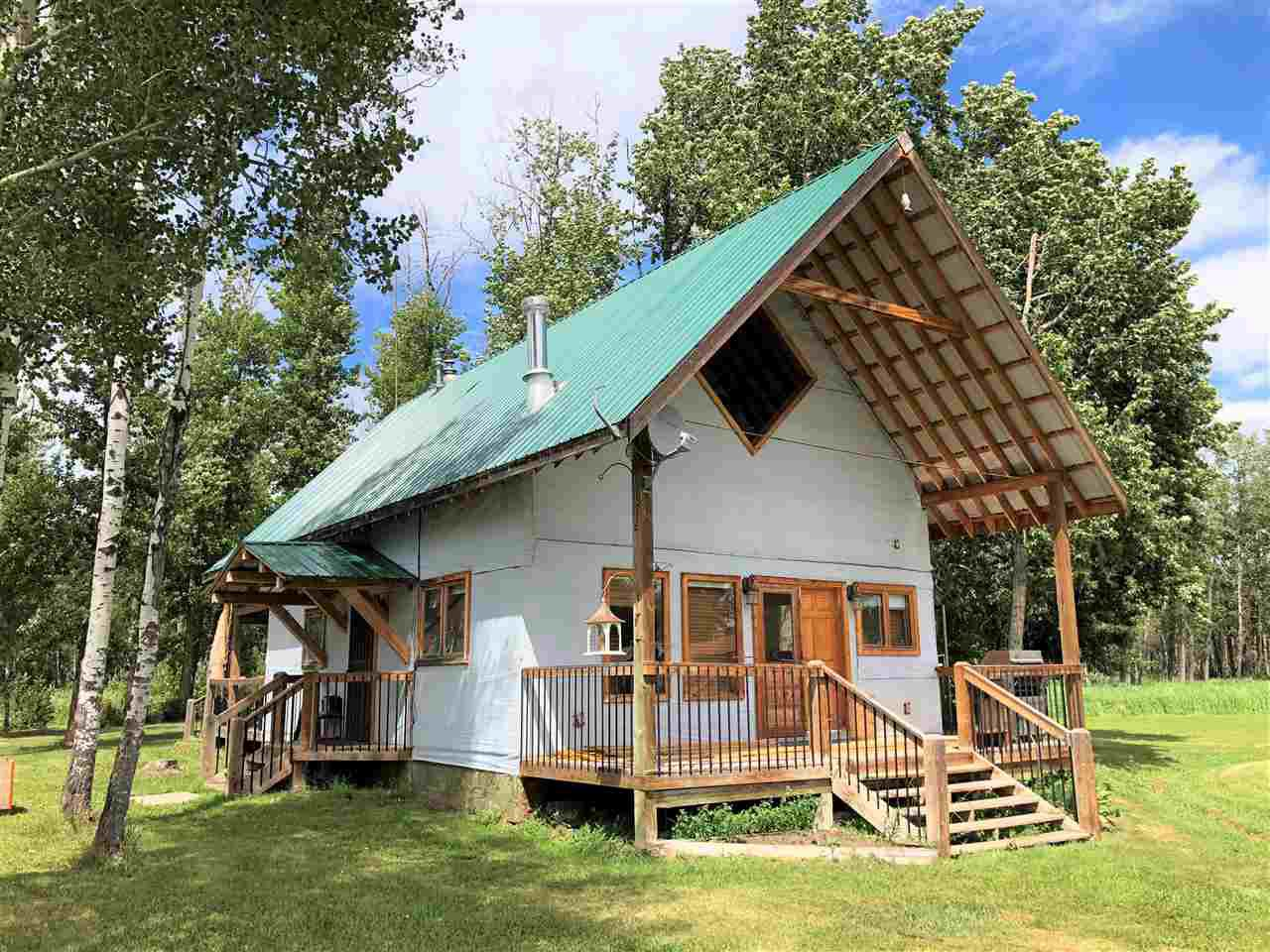 Main Photo: 273044A Hwy 611: Rural Wetaskiwin County House for sale : MLS®# E4118237