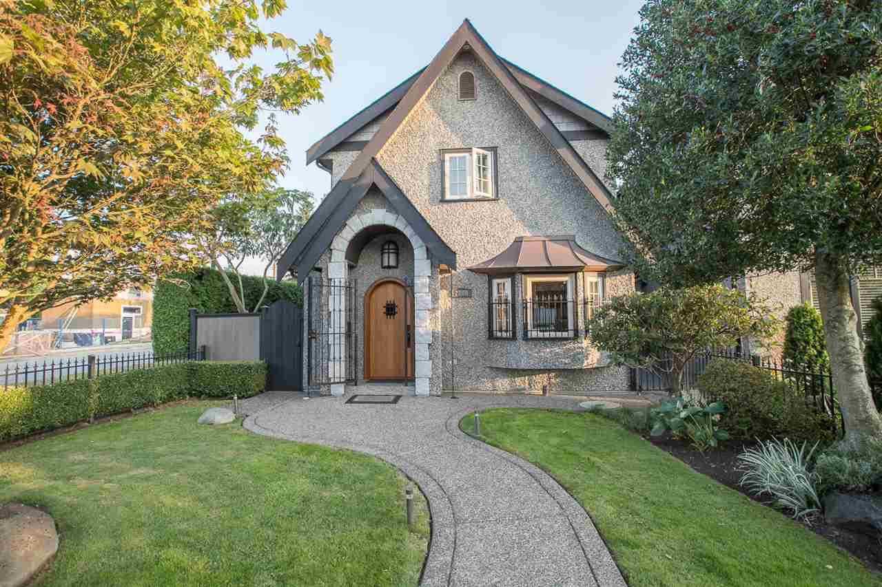 Main Photo: 2808 W 23RD Avenue in Vancouver: Arbutus House for sale (Vancouver West)  : MLS®# R2293422