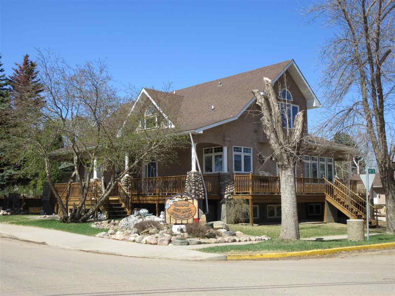 Main Photo: 4604 McDougall Drive: Smoky Lake Town House for sale : MLS®# E4133977