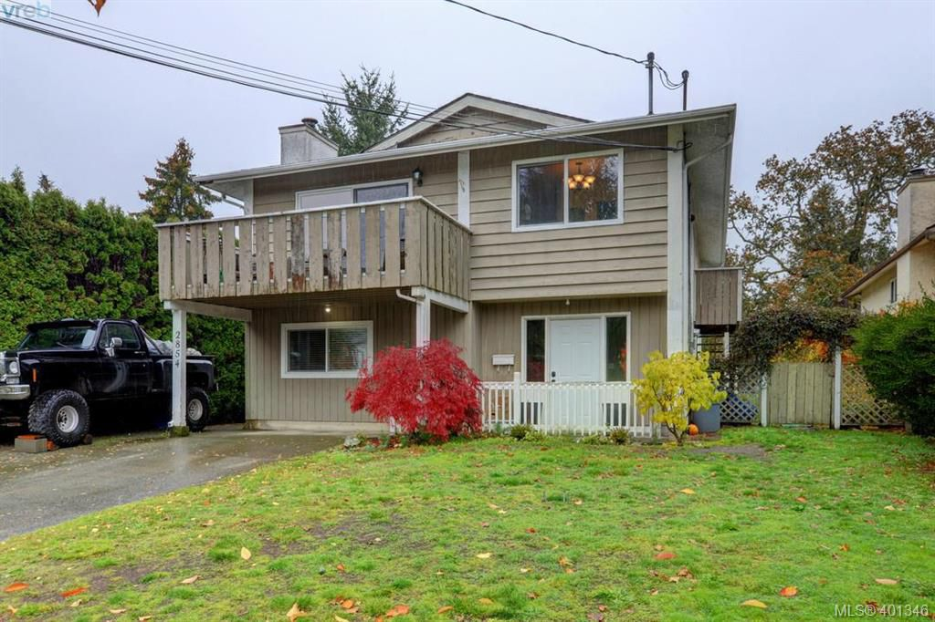 Main Photo: 2854 Acacia Drive in VICTORIA: Co Hatley Park Single Family Detached for sale (Colwood)  : MLS®# 401346