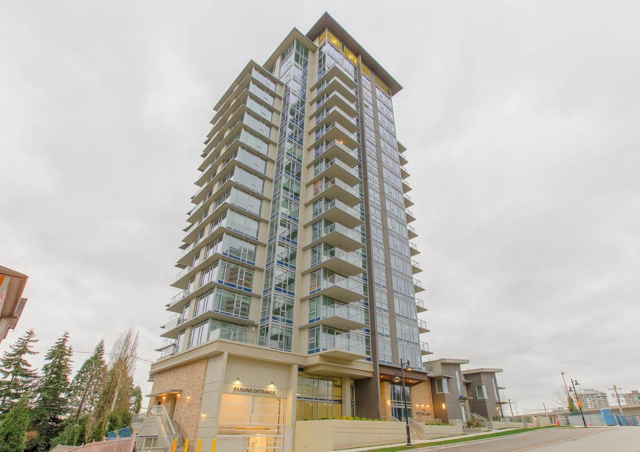 "Main Photo: 302 518 WHITING Way in Coquitlam: Coquitlam West Condo for sale in ""UNION"" : MLS®# R2327941"