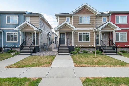 Main Photo: 79 9535 217 Street in Edmonton: Zone 58 Townhouse for sale : MLS®# E4145814