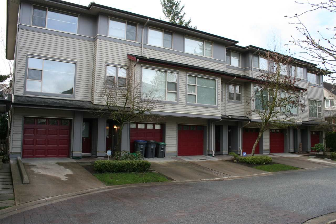 """Main Photo: 7 6033 168 Street in Surrey: Cloverdale BC Townhouse for sale in """"CHESTNUT"""" (Cloverdale)  : MLS®# R2352731"""