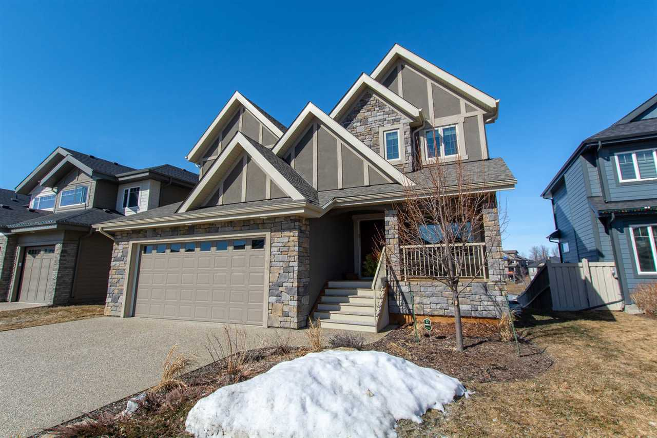 Main Photo: 24 EXECUTIVE Way N: St. Albert House for sale : MLS®# E4149876