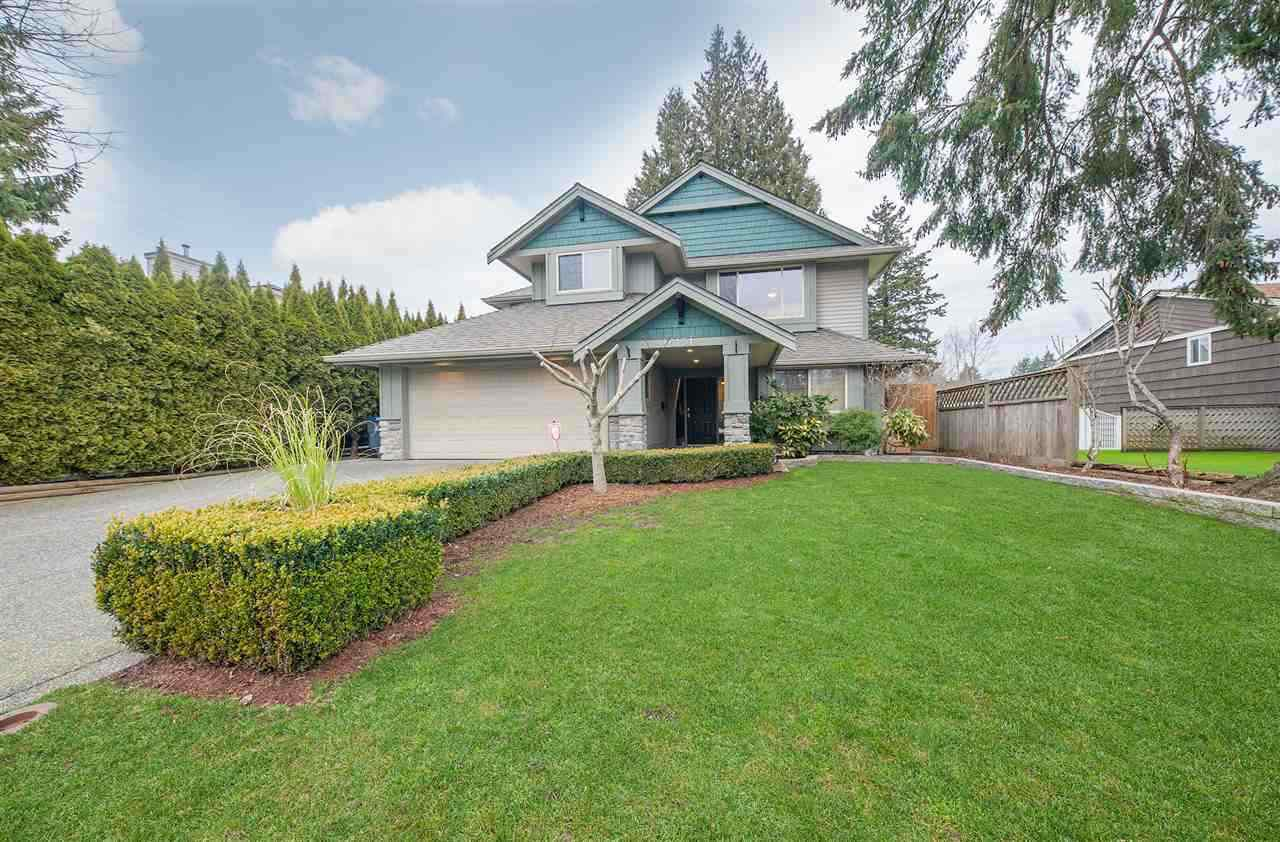 Main Photo: 16151 80 Avenue in Surrey: Fleetwood Tynehead House for sale : MLS®# R2367666