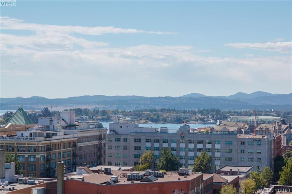Main Photo: 1107 728 Yates Street in VICTORIA: Vi Downtown Condo Apartment for sale (Victoria)  : MLS®# 412190