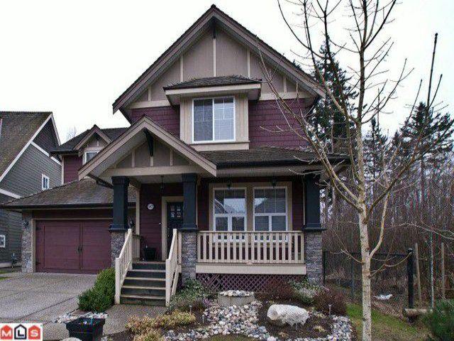 "Main Photo: 15072 34A Avenue in Surrey: Morgan Creek House for sale in ""BARBARA CREEK ESTATES"" (South Surrey White Rock)  : MLS®# F1106043"