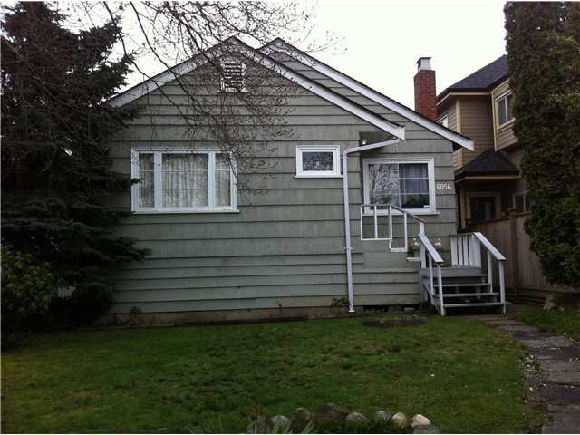 Main Photo: 6056 VICTORIA Drive in Vancouver: Killarney VE House for sale (Vancouver East)  : MLS®# V879326