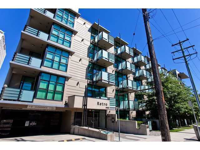 """Main Photo: 215 8988 HUDSON Street in Vancouver: Marpole Condo for sale in """"THE RETRO"""" (Vancouver West)  : MLS®# V899019"""