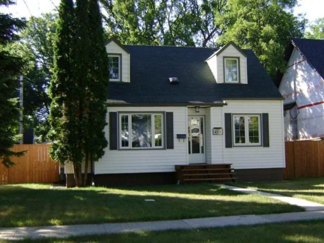 Main Photo: 488 Montague Avenue in WINNIPEG: Fort Rouge / Crescentwood / Riverview Residential for sale (South Winnipeg)  : MLS®# 1118445