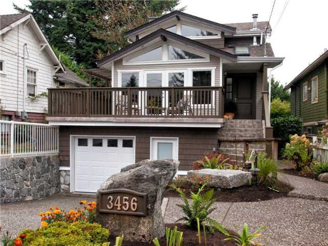 Main Photo: 3456 CHURCH ST in North Vancouver: Lynn Valley House for sale : MLS®# V978376