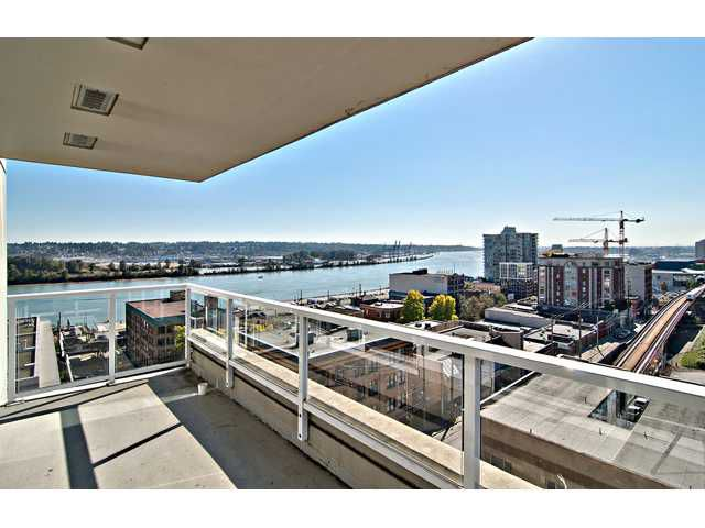 Main Photo: 907 39 6TH Street in New Westminster: Downtown NW Condo for sale : MLS®# V973174