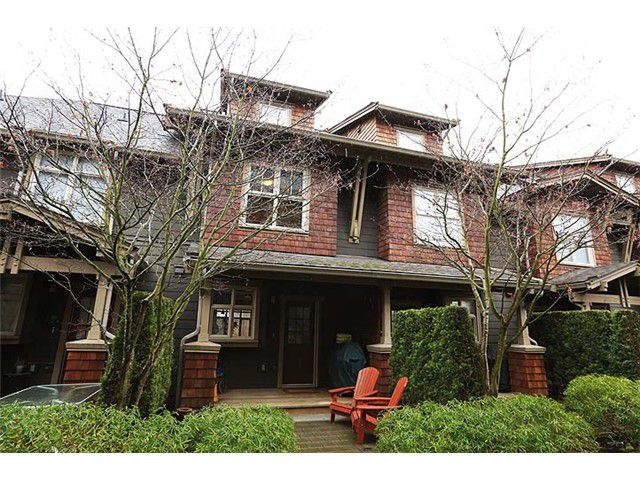 Main Photo: 223 600 PARK Crest in New Westminster: GlenBrooke North Condo for sale : MLS®# V1000272