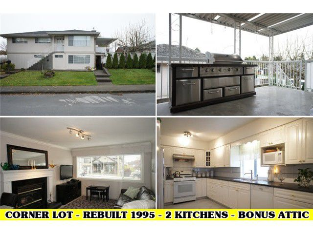 Main Photo: 4265 MACDONALD Avenue in Burnaby: Burnaby Hospital House for sale (Burnaby South)  : MLS®# V1035424