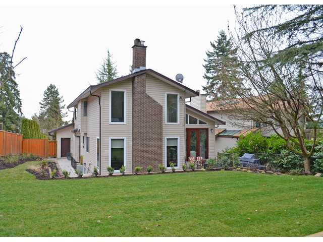 "Photo 18: Photos: 1312 LANSDOWNE Drive in Coquitlam: Upper Eagle Ridge House for sale in ""EAGLERIDGE"" : MLS®# V1039751"