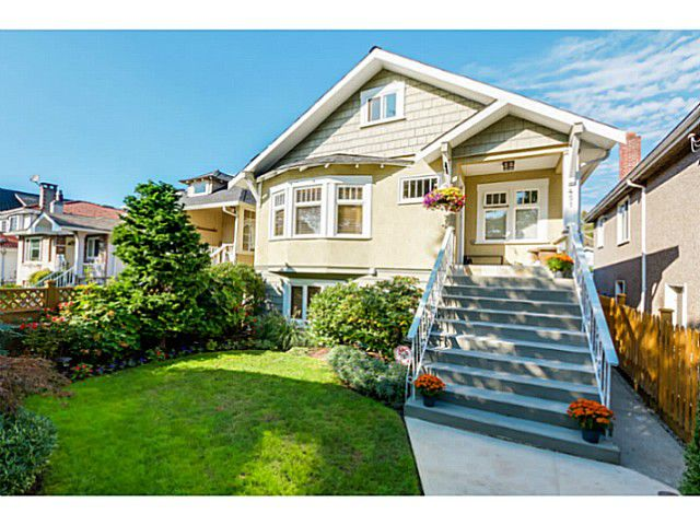 Main Photo: 451 E 47TH Avenue in Vancouver: Fraser VE House for sale (Vancouver East)  : MLS®# V1090561