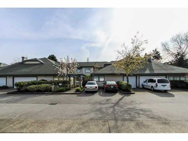 "Main Photo: 29 5666 208TH Street in Langley: Langley City Townhouse for sale in ""THE MEADOWS"" : MLS®# F1437593"