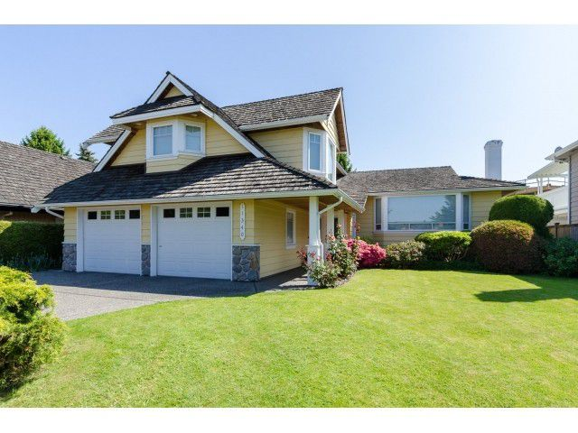 """Main Photo: 11340 KINGFISHER Drive in Richmond: Westwind House for sale in """"WESTWIND"""" : MLS®# V1123588"""
