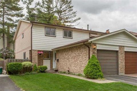 Main Photo: 311 Homestead Drive in Oshawa: McLaughlin House (2-Storey) for sale : MLS®# E3207531