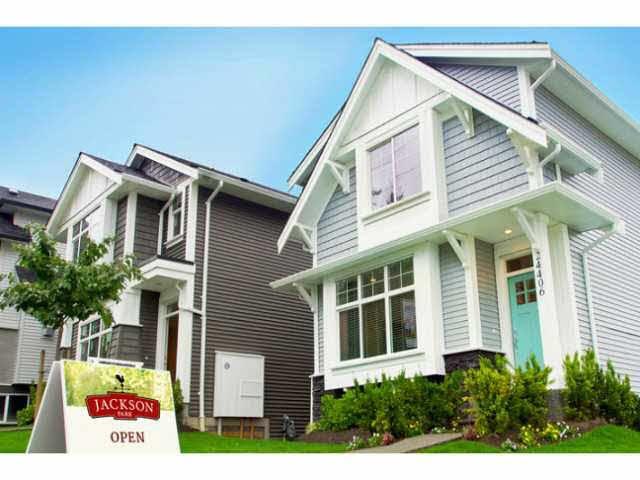 "Main Photo: 10172 244TH Street in Maple Ridge: Albion House for sale in ""JACKSON PARK BY OAKVALE DEV LTD"" : MLS®# V1143597"