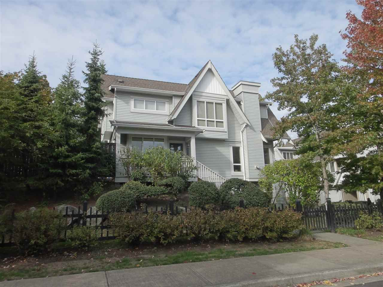 "Main Photo: 6673 PRENTER Street in Burnaby: Highgate Townhouse for sale in ""THE BERKELEY"" (Burnaby South)  : MLS®# R2002585"