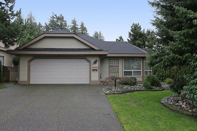 """Main Photo: 5748 168TH Street in Surrey: Cloverdale BC House for sale in """"RICHARDSON RIDGE"""" (Cloverdale)  : MLS®# R2024526"""