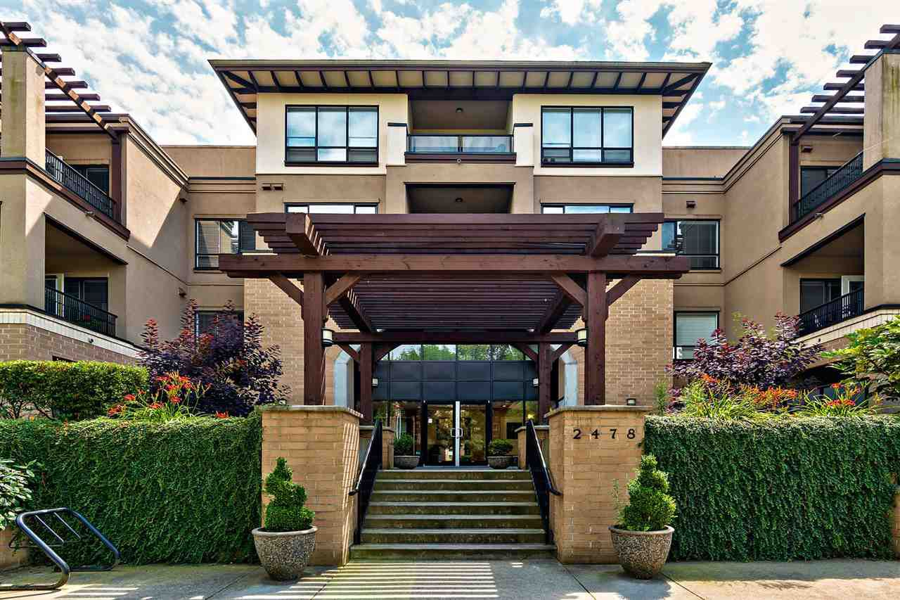 Main Photo: 308 2478 WELCHER Avenue in Port Coquitlam: Central Pt Coquitlam Condo for sale : MLS®# R2093706