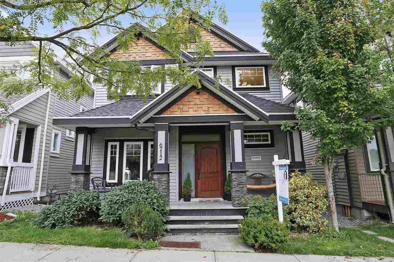 Main Photo: 6712 193B Street in Surrey: Clayton House for sale (Cloverdale)  : MLS®# R2112368