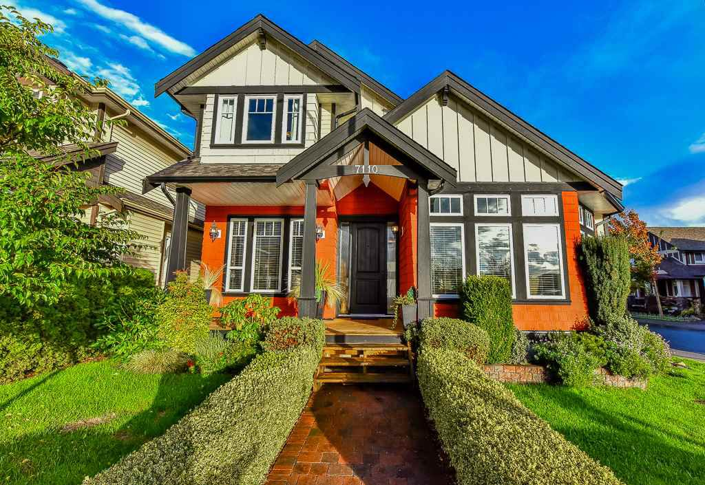 """Main Photo: 7110 199 Street in Langley: Willoughby Heights House for sale in """"WILLOUGHBY"""" : MLS®# R2118344"""