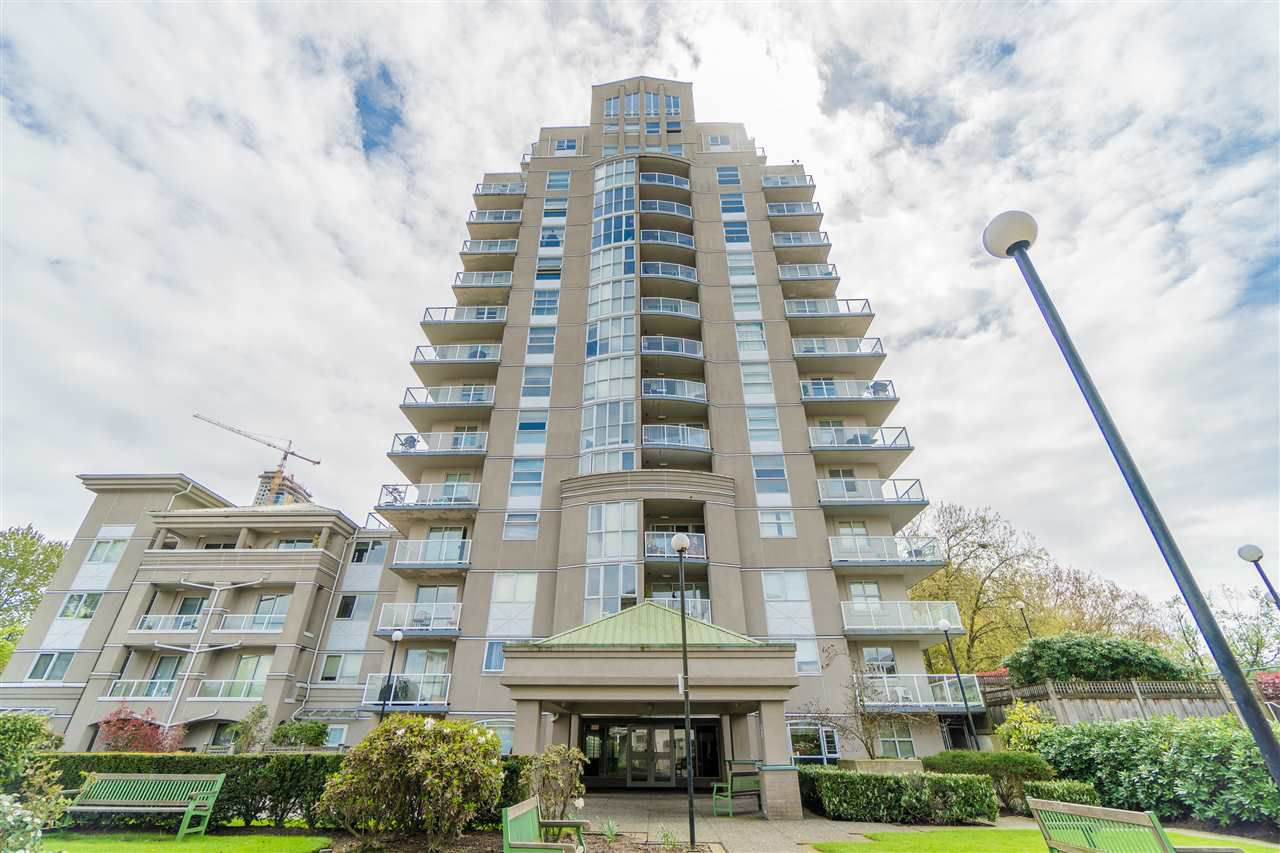 "Main Photo: 1201 10523 UNIVERSITY Drive in Surrey: Whalley Condo for sale in ""GRANDVIEW COURT"" (North Surrey)  : MLS®# R2164520"