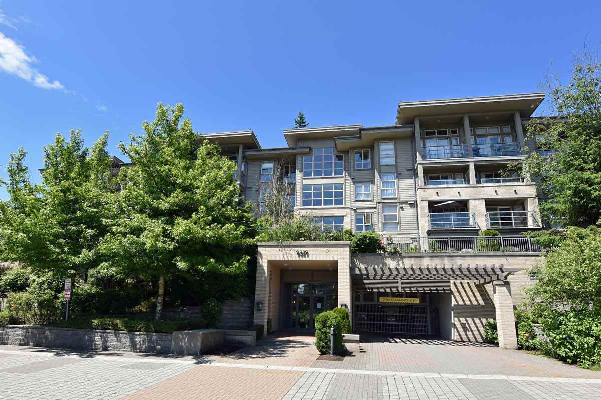 "Main Photo: 403 9329 UNIVERSITY Crescent in Burnaby: Simon Fraser Univer. Condo for sale in ""Harmony"" (Burnaby North)  : MLS®# R2180528"