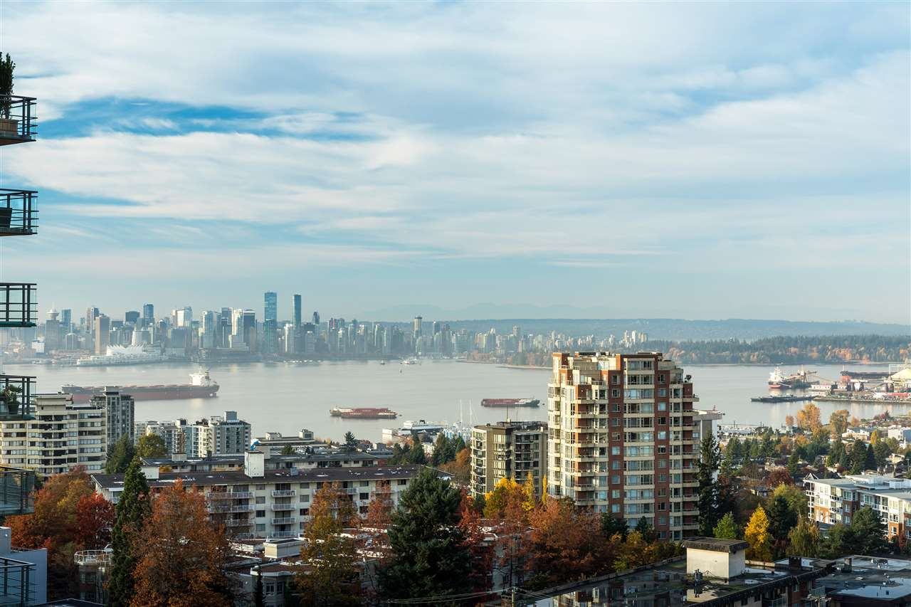 Main Photo: 1506 125 E 14TH Street in North Vancouver: Central Lonsdale Condo for sale : MLS®# R2221532
