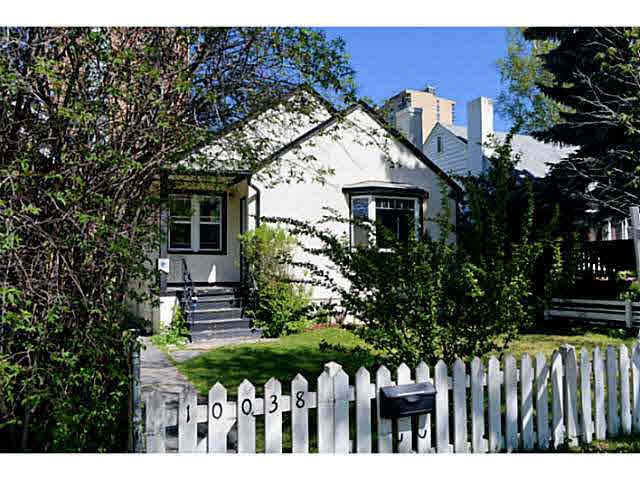 Main Photo: 10038 88 Avenue NW in Edmonton: Strathcona House for sale : MLS®# E3416950