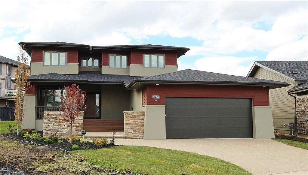 Main Photo: 7332 May Common in Edmonton: House for sale
