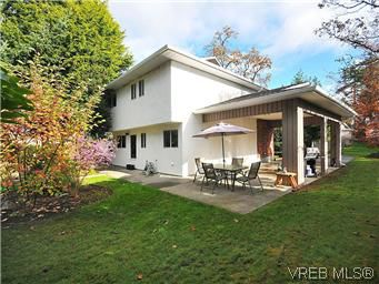 Main Photo: 4166 Crosshaven Close in VICTORIA: SE Lake Hill Residential for sale (Saanich East)  : MLS®# 296890