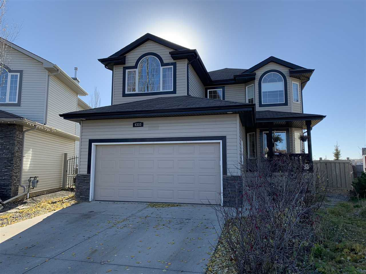 Main Photo: 4333 MCMULLEN Way in Edmonton: Zone 55 House for sale : MLS®# E4134219