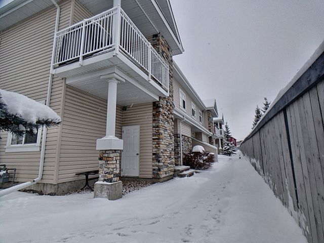 Main Photo: 18 3040 Spence Wynd in Edmonton: Zone 53 Carriage for sale : MLS®# E4137476