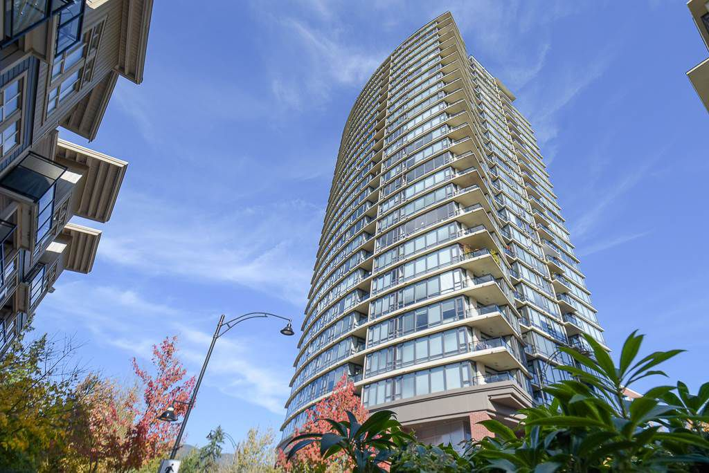 Main Photo: 1007 110 BREW Street in Port Moody: Port Moody Centre Condo for sale : MLS®# R2330657