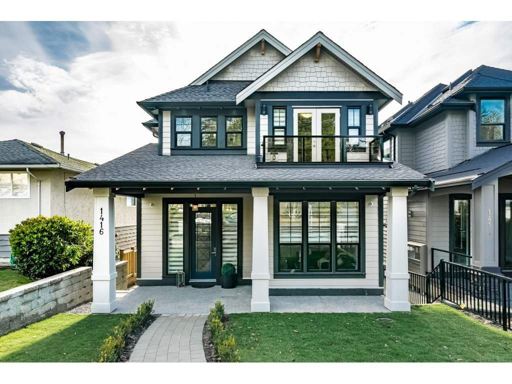 Main Photo: 1416 HAVERSLEY Avenue in Coquitlam: Central Coquitlam House for sale : MLS®# R2331143