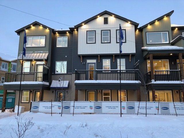 Main Photo: 142 16903 68 Street in Edmonton: Zone 28 Townhouse for sale : MLS®# E4143389