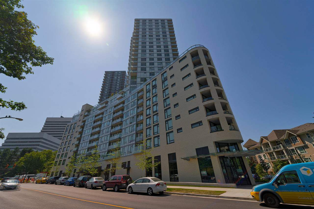 "Main Photo: 2801 5470 ORMIDALE Street in Vancouver: Collingwood VE Condo for sale in ""WALL CENTRE CENTRAL PARK TOWER 3"" (Vancouver East)  : MLS®# R2346088"