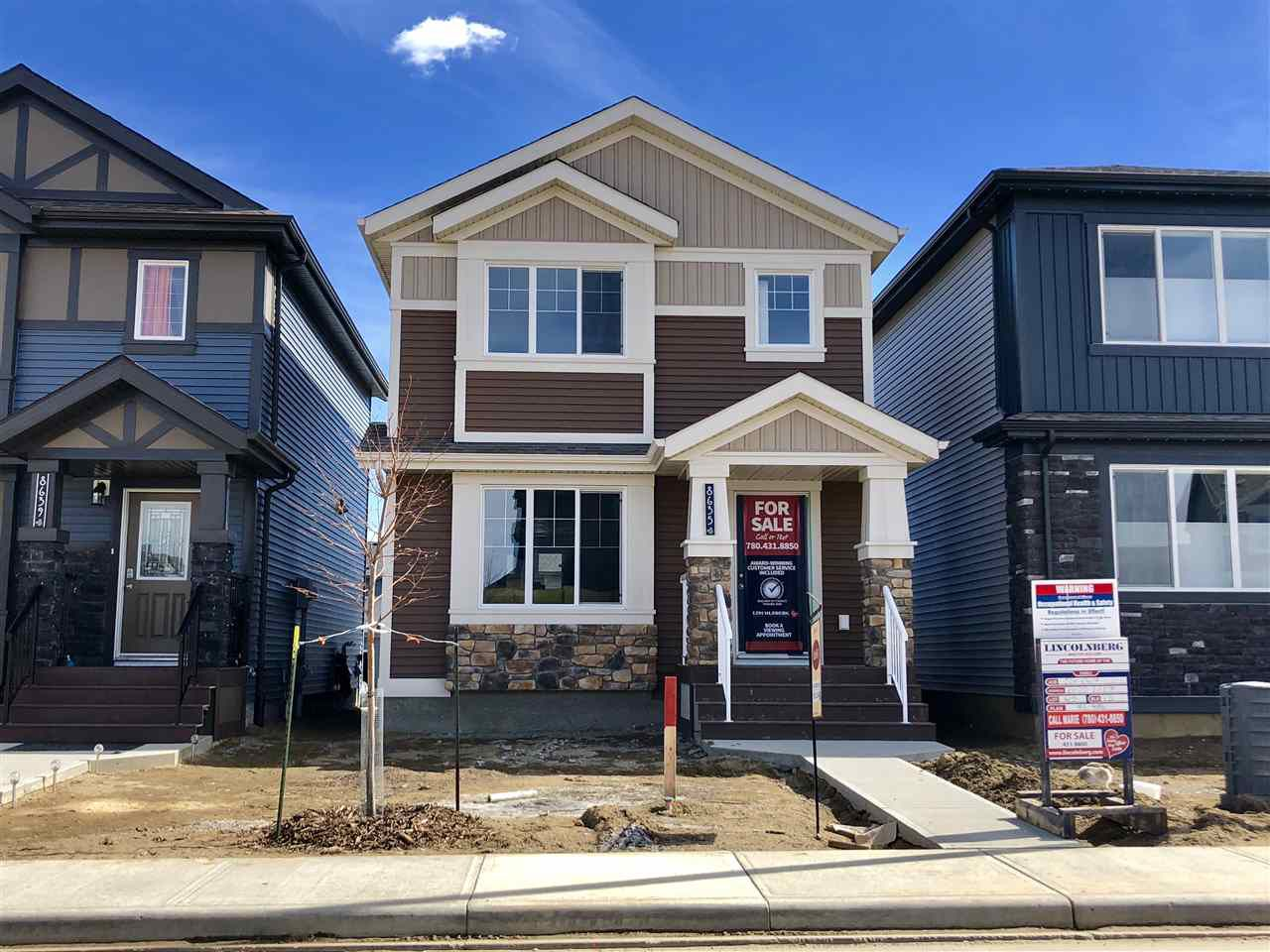 Main Photo: 8635 221 Street in Edmonton: Zone 58 House for sale : MLS®# E4147673